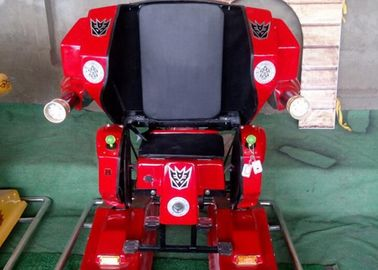 Battery Walking Robot Ride, Coin Dioperasikan Kiddie Ride Dengan Fungsi Putar Musik